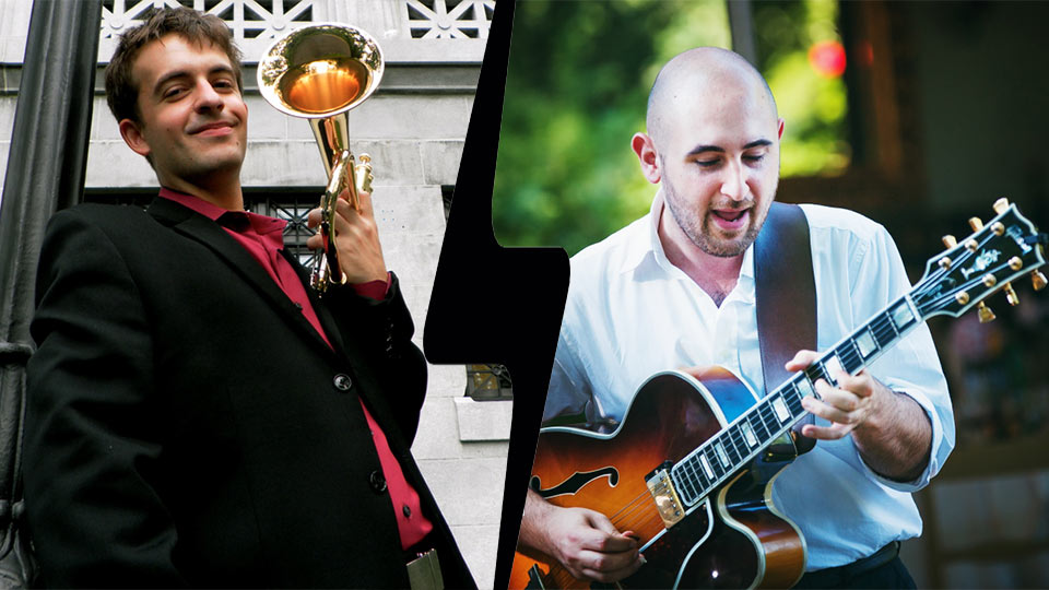 14 luglio: Benny Benack III With Daniele Cordisco trio