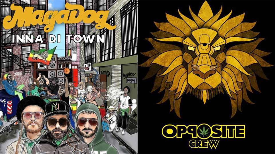 14 settembre: Maga Dog & Opposite Crew