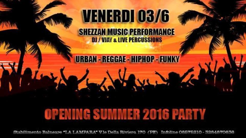 2017: Shezzan Dj Set (13/07, 20/07, 15/08, 19/08, 07/09)