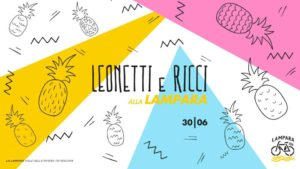 30 giugno: Leonetti & Ricci Dj Set