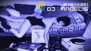 2017: DJ Vangelis (16/06, 15/07)