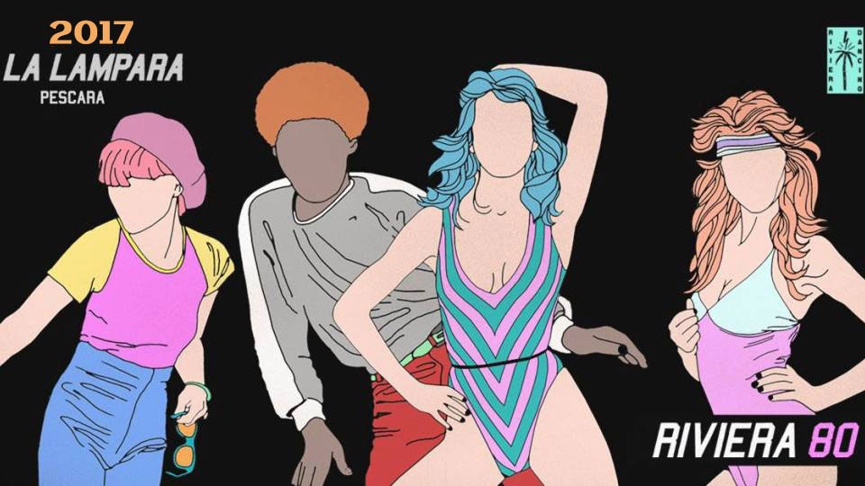 2017: Riviera 80 The Dance Party (09/06)